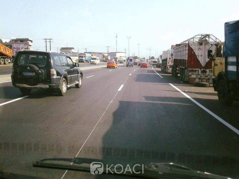 Côte d'Ivoire :    A quelques heures de la fête du mouton, les embouteillages occasionnent l'augmentation du prix du transport