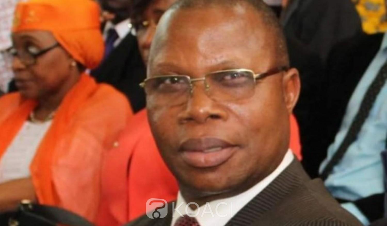 Côte d'Ivoire : Décès de l'ancien secrétaire général de l'Université Houphouët-Boigny de Cocody
