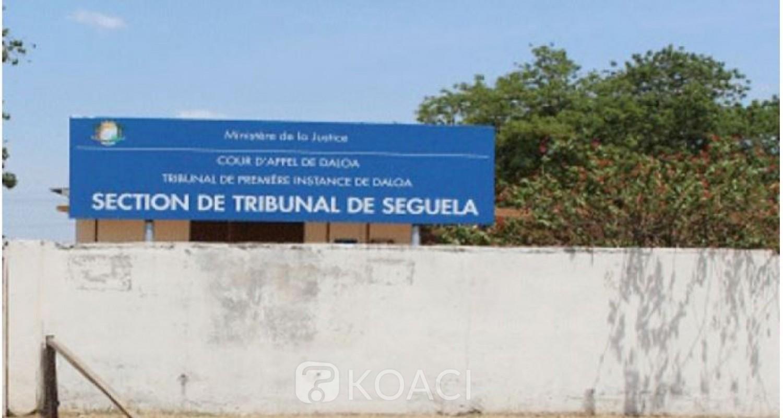 Côte d'Ivoire : Le plus grand dealer présumé du district du Woroba mis aux arrêts et déféré devant les juges