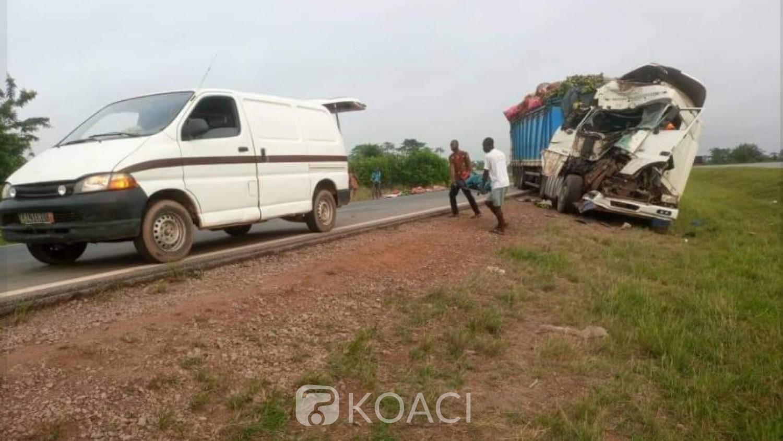 Côte d'Ivoire : Résurgence des accidents de la circulation, les consignes fermes du  Ministre de la Justice aux  Procureurs généraux