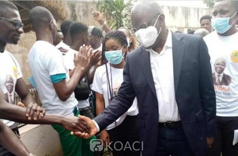 Côte d'Ivoire : Après dix ans d'exil, l'ancien Ministre Eric Kahé rentre discrètement au pays