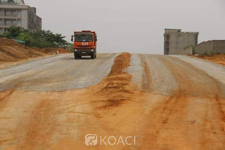 Côte d'Ivoire : Suite aux travaux de voirie dans les zones de Cocody CIAD et M'pouto, une forte perturbation en desserte d' eau potable observée
