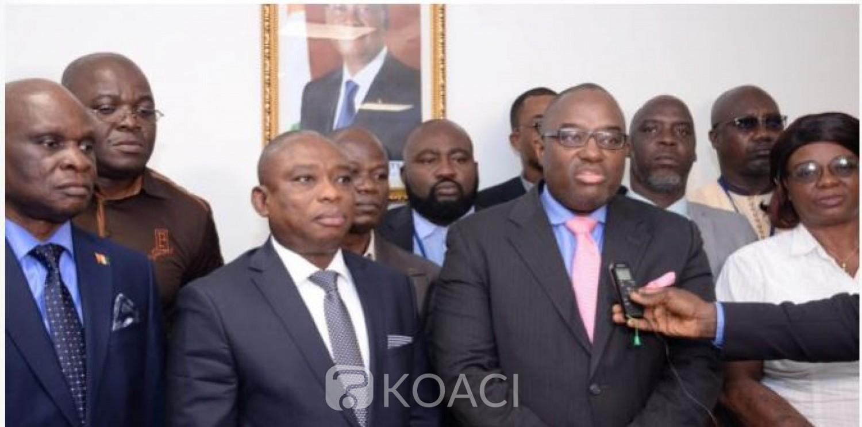Côte d'Ivoire : Les anciens de la FESCI demandent pardon à Ouattara pour le retour au pays de Soro