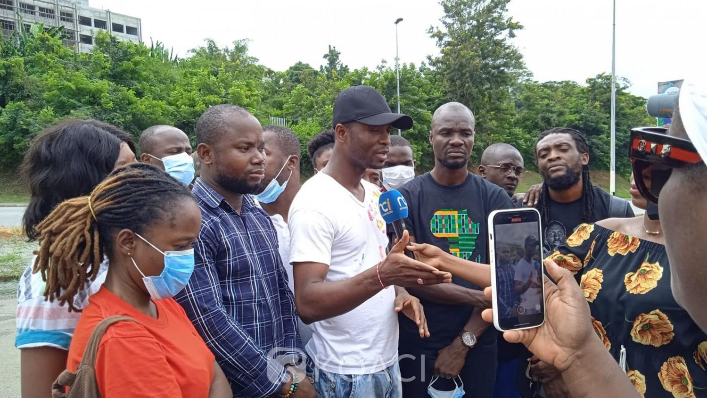 Côte d'Ivoire : La marche contre la cherté de la vie avortée, la police déployée au point de rassemblement, les initiateurs priés de quitter les lieux