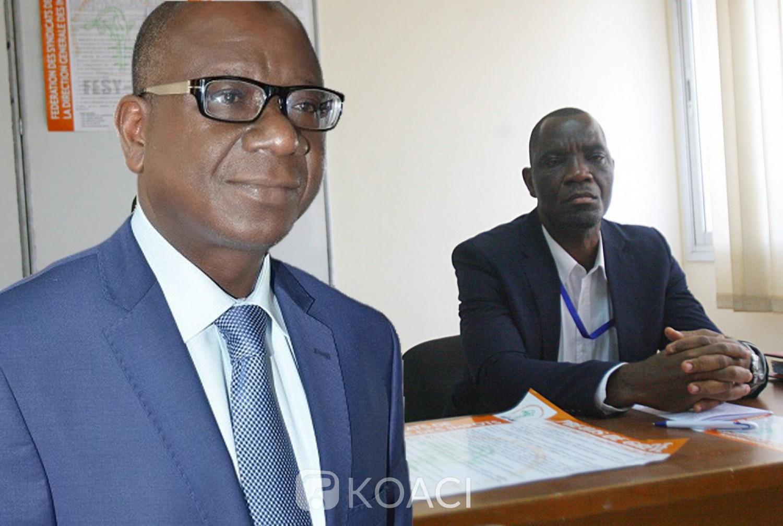 Côte d'Ivoire :  DGI, la Fédération lève son mot d'ordre de grève après obtention de « l'application du profil de carrière à partir du 1er trimestre 2022 »