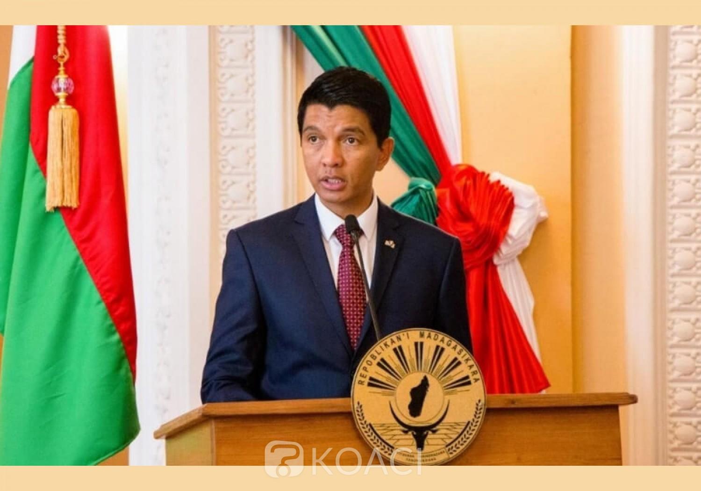 Madagascar : Une tentative d'assassinat du Président Andry Rajoelina déjouée