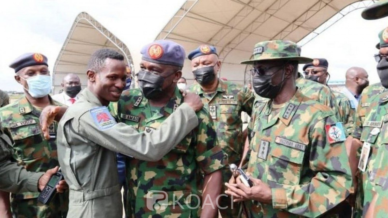Nigeria : Avion de chasse abattu dans l'Etat de Zamfara, le pilote « survivant » du crash félicité