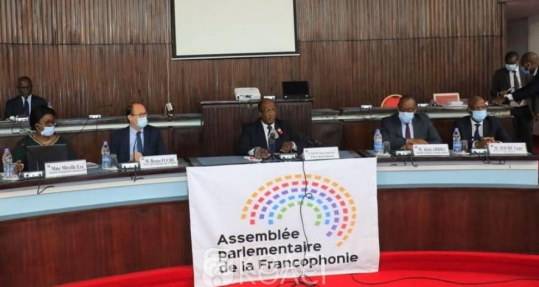 Côte d'Ivoire : Pour confirmer qu'il n'y a pas de premier vice-président au parlement, Amadou Soumahoro se fait représenter à un séminaire par Armand Ouégnin