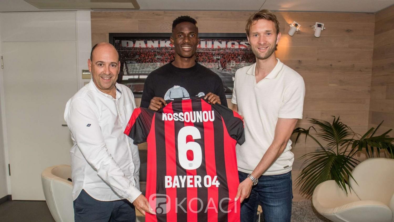 Côte d'Ivoire : L'international  Kossonou quitte la Belgique et rejoint le Bayer Leverkusen en Bundesliga, une vente élevée de l'histoire pour un club Belge (près de 20 milliards FCFA)
