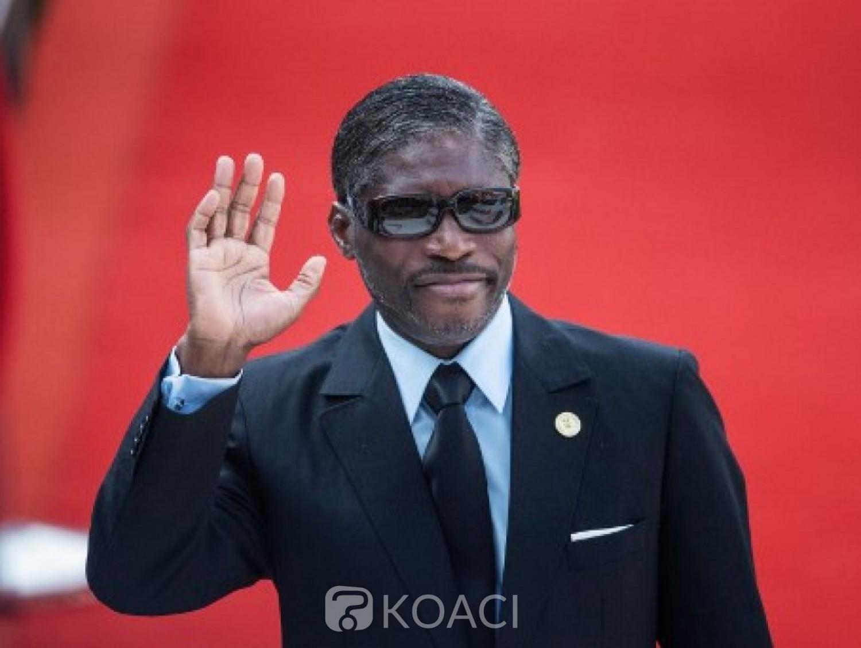 Guinée- Equatoriale : Teodorin Obiang frappé par une sanction de Londres pour son «enrichissement illicite»