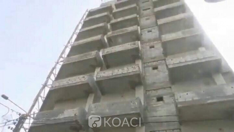 Côte d'Ivoire : Affaire « immeuble de la mort » à Marcory, les services du Ministre Bruno Koné rassurent et font les clarifications