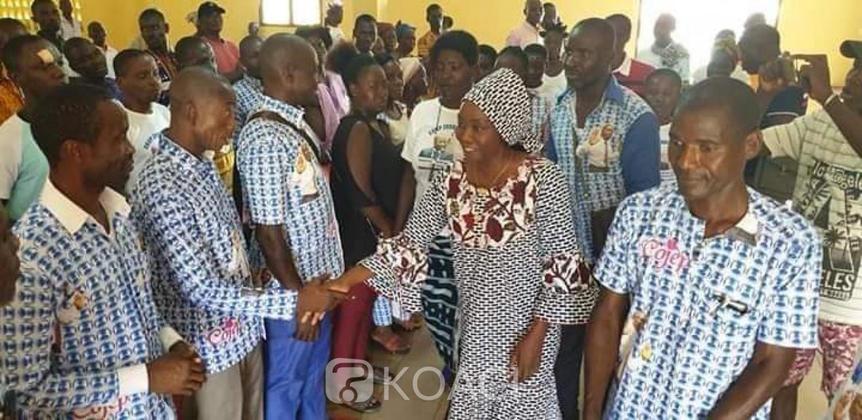 Côte d'Ivoire : Enrôlement de Blé Goudé pour son passeport, sa cheffe de cabinet salue ce « geste fort d'Alassane Ouattara »