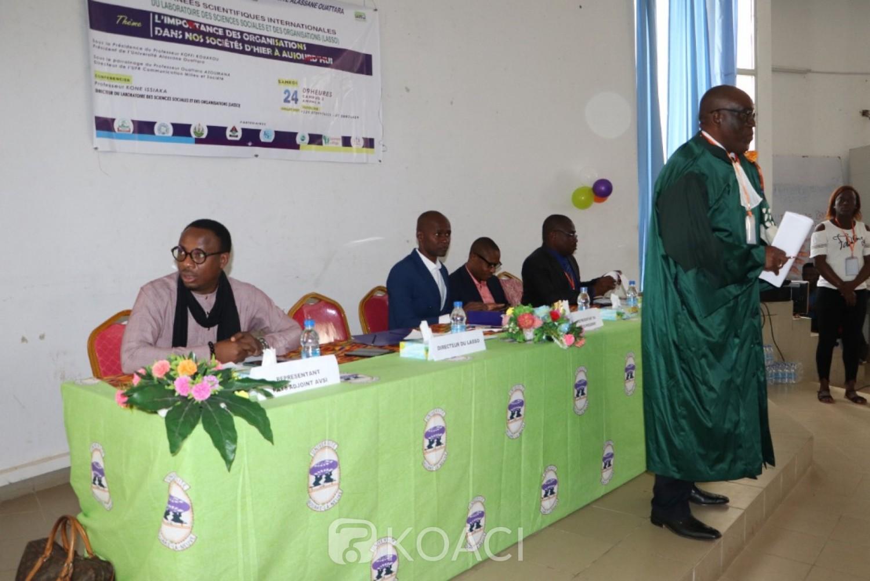 Côte d'Ivoire : « À la fois essentielle et existentielle », les JS-LASSO définissent depuis Bouaké, « L'importance des organisations dans nos sociétés d'hier à aujourd'hui »