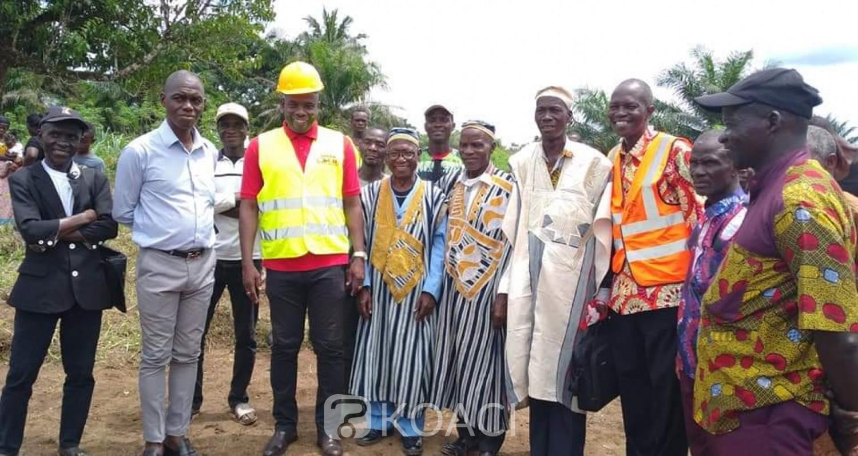 Côte d'Ivoire :   Danané, des chefs d'entreprises accusent le maire de ne pas être transparent dans les appels et saisissent l'ANRMP