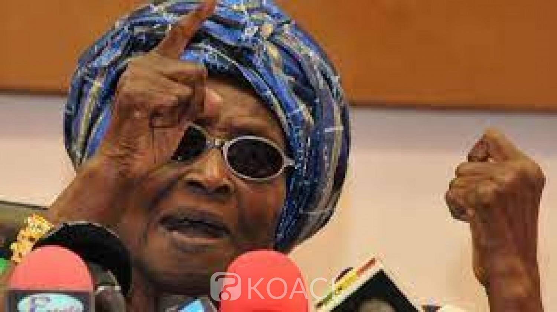 Bénin : Décès à 87 ans de l'ancienne première dame Rosine Soglo