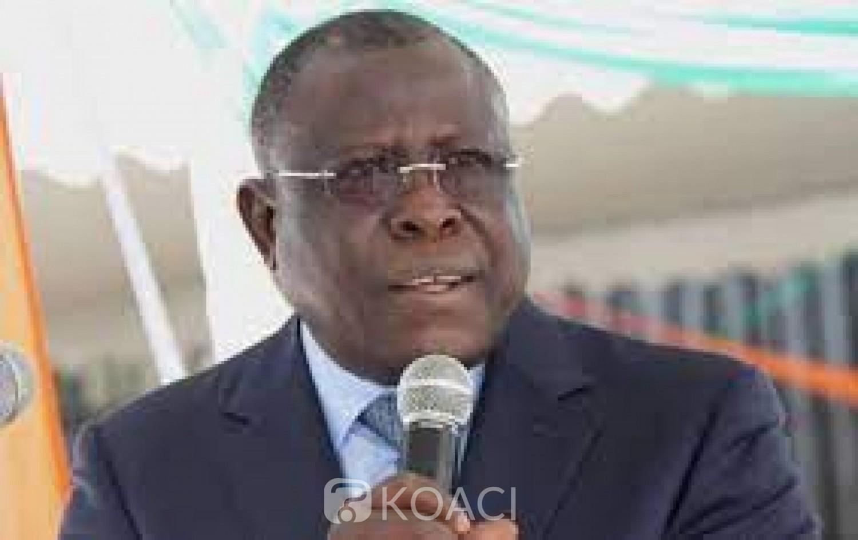 Côte d'Ivoire : Cissé Bacongo nommé à nouveau Ministre aux affaires politiques