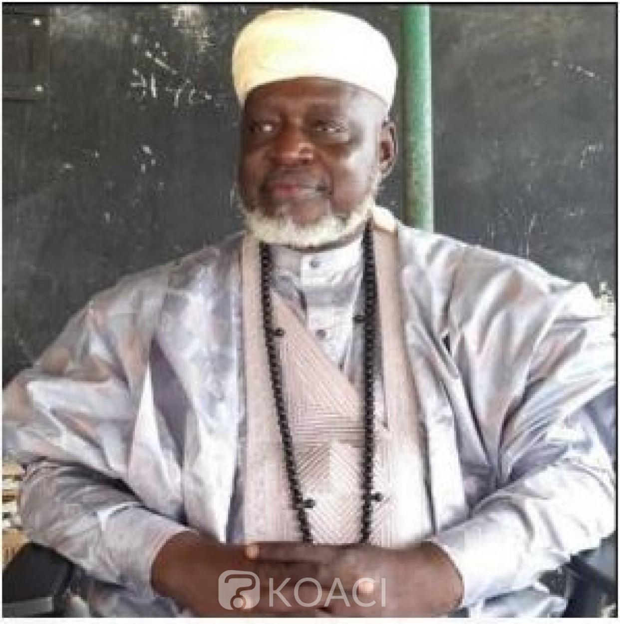 Côte d'Ivoire : Le guide religieux malien, Cheick Wagué rend hommage au pays dont les potentialités hospitalières n'ont jamais été démenties