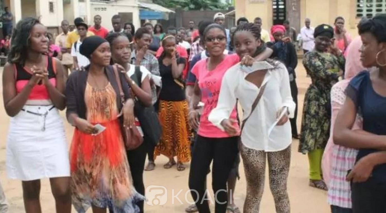 Côte d'Ivoire : Baccalauréat session 2021, un  taux d'admission de 29,24%