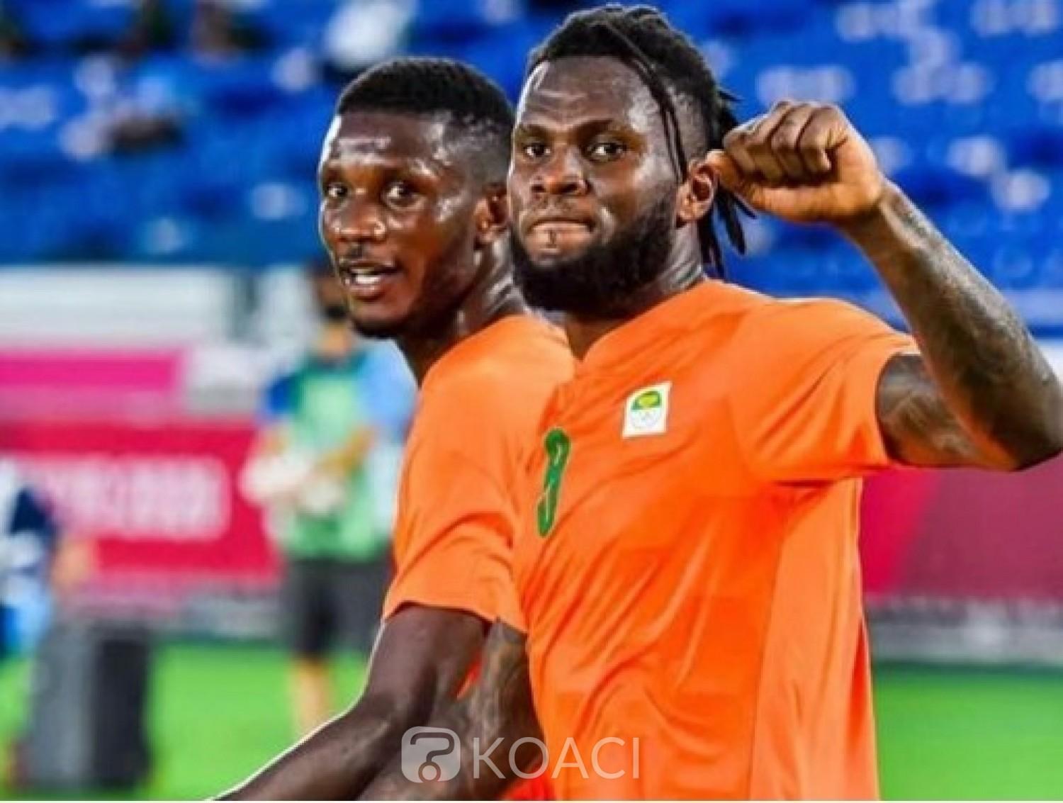 Côte d'Ivoire : JO Tokyo 2020, avant le match décisif contre l'Allemagne, Franck Kessié : « Je ne veux pas être un simple participant aux Jeux olympiques »