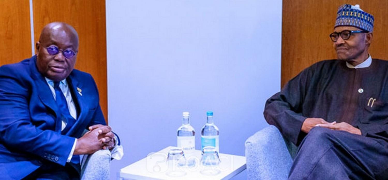 Nigeria-Ghana : Une discorde diplomatique désamorcée