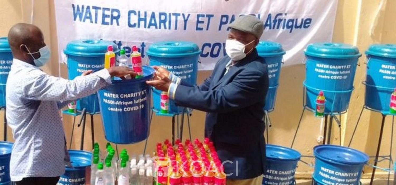 Togo :  Associations et ONG mises en attente