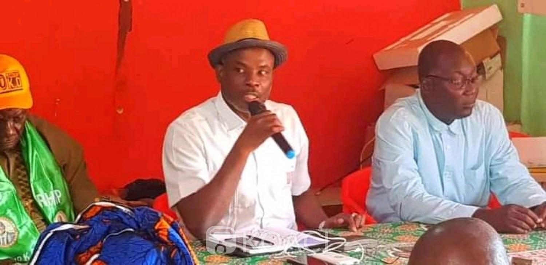Côte d'Ivoire : « Je n'ai ni les compétences ni les attributs pour bloquer un appel d'offre. Notre mal commun ici, c'est le défaut d'instruction et d'information », réplique le maire de Danané
