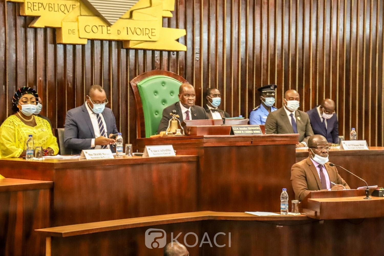 Côte d'Ivoire : Les Députés adoptent le projet de loi relatif à la mise en œuvre de la monnaie ECO