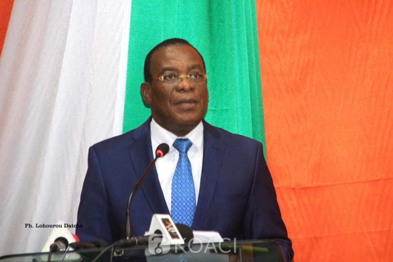 Côte d'Ivoire : Après la rencontre Gbagbo-Ouattara, Affi lance une  pique aux GORS : « L'esprit de dialogue n'est désormais plus perçu comme une trahison »