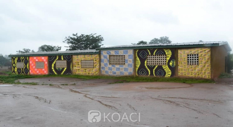 Côte d'Ivoire : Festival du pagne traditionnel, les ressources tirées de la 6ème édition serviront à décorer les façades des édifices publics de Bomizambo et Kondeyaokro