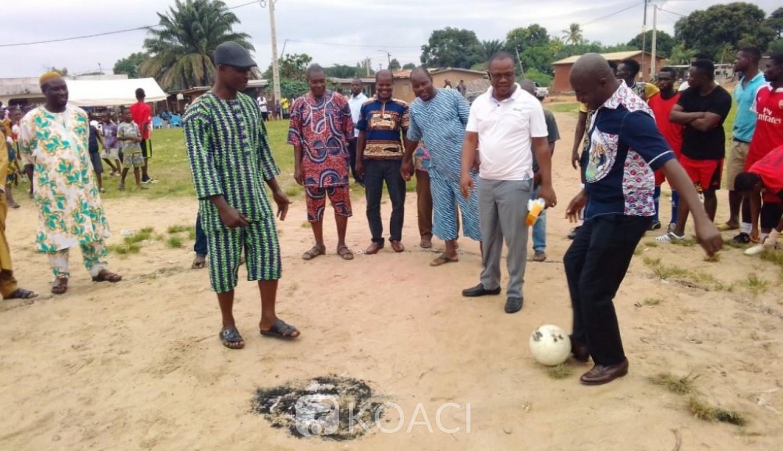Côte d'Ivoire : Béoumi, saluant la rencontre Gbagbo-Ouattara, le peuple Kôdè rend hommage à sa « fille » Simone Ehivet Gbagbo à travers un tournoi