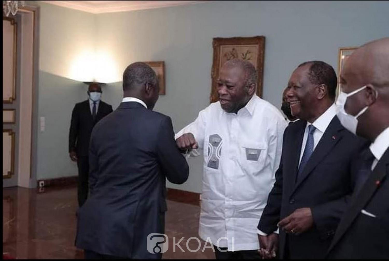 Côte d'Ivoire : Voici la liste des 110 détenus que Gbagbo a remis à Ouattara lors de leur rencontre mardi