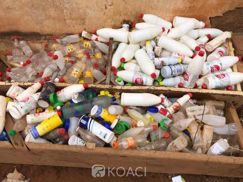 Burkina Faso : Des produits alimentaires de contrefaits saisis à Ouagadougou