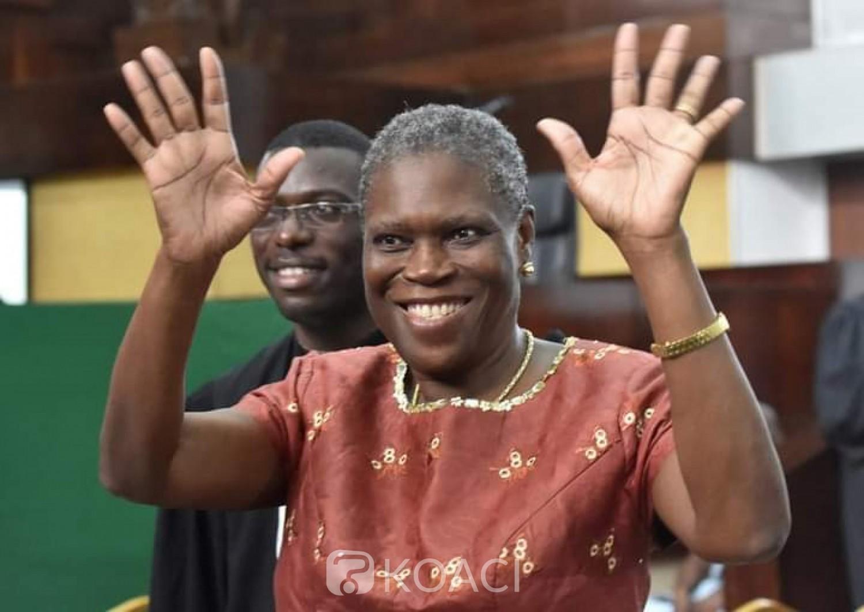 Côte d'Ivoire : Simone Gbagbo désormais libre de tout mouvement, son mandat d'arrêt international levé par la CPI