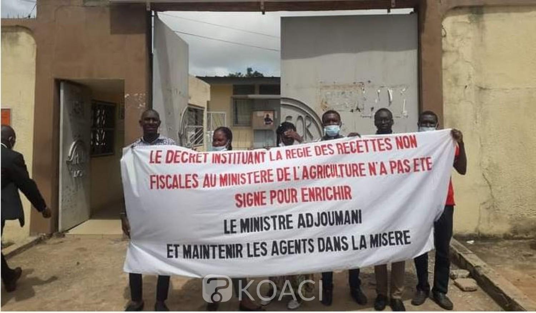 Côte d'Ivoire : Ministère de l'Agriculture, les Agents suspendent leur mot d'ordre de grève et comptent sur la bonne foi d'Adjoumani