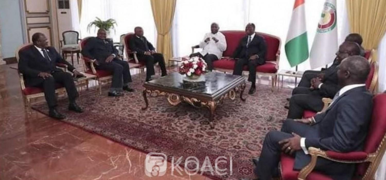 Côte d'Ivoire : Gbagbo va échanger lundi avec les conjointes et les conjoints de tous les prisonniers des différentes crises politiques