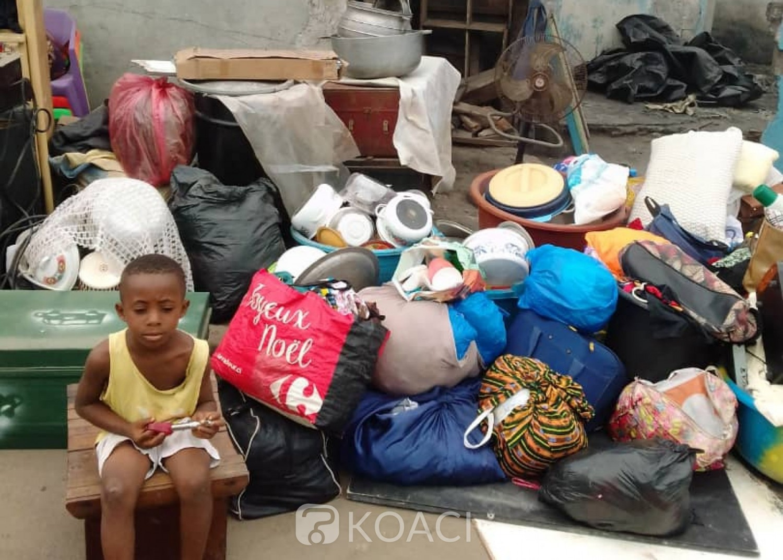 Côte d'Ivoire : Treichville, une famille crie à l'expropriation de sa cour de 600 m2 par un opérateur économique et appelle à l'intervention du Chef de l'Etat