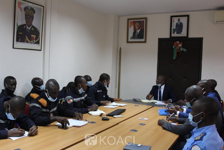 Côte d'Ivoire : Malgré les échanges avec le cabinet du Ministre, les Pompiers Civils maintiennent leur mot d'ordre de grève