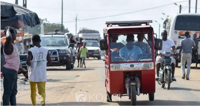Côte d'Ivoire : Sécurité routière, les engins à deux et trois roues indexés dans les accidents de circulation, des condamnations fermes