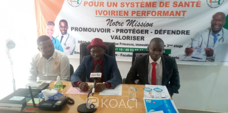 Côte d'Ivoire : Prétextant qu'il y a eu détournement de la prime Covid-19, des agents de santé réclament un audit de la gestion