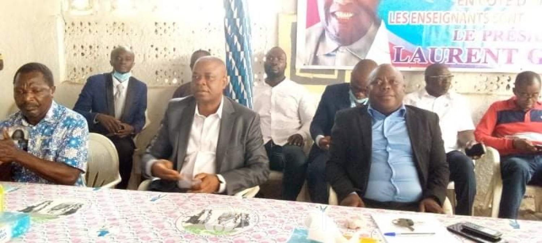 Côte d'Ivoire : Réconciliation au FPI, depuis Yopougon Katinan invite Affi à « reconnaitre sa défaite et à revenir à la maison »