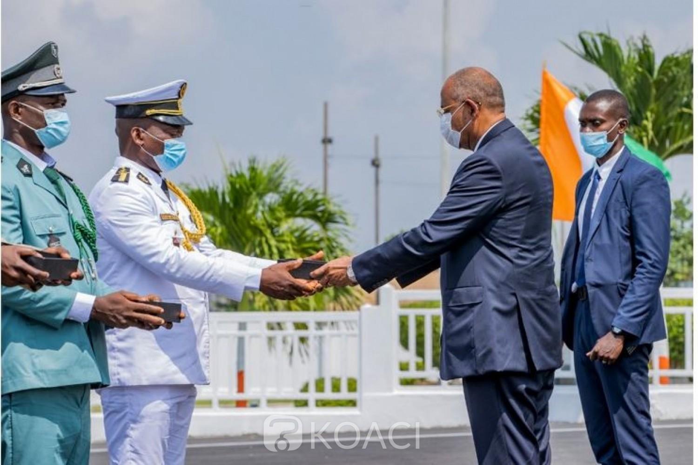 Côte d'Ivoire : Fête des armées,  le Général de Corps d'Armée Lassina Doumbia : « En avant pour la reconquête de notre fierté »
