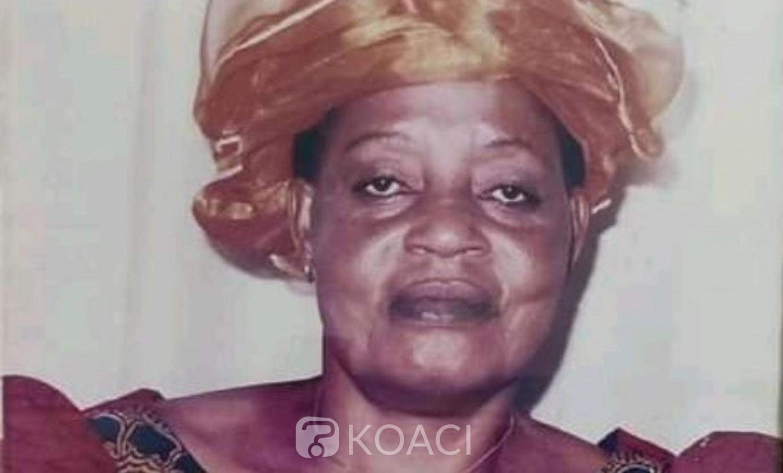 Côte d'Ivoire : Evariste Méambly perd sa maman