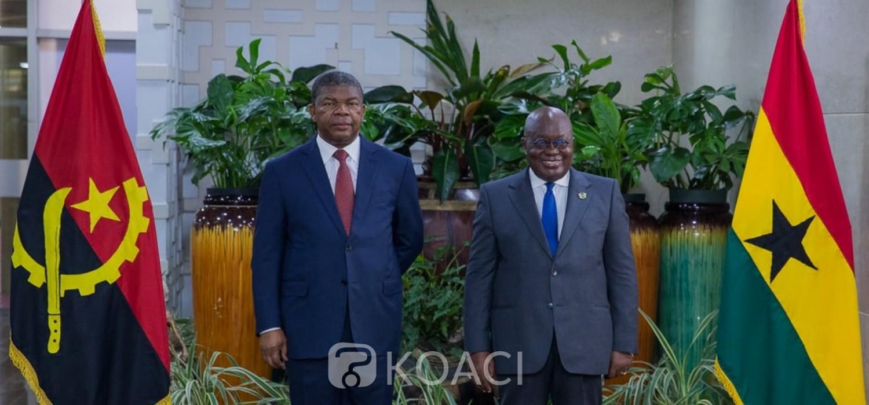 Ghana-Angola :  Coopération bilatérale et vision pour la ZLECA