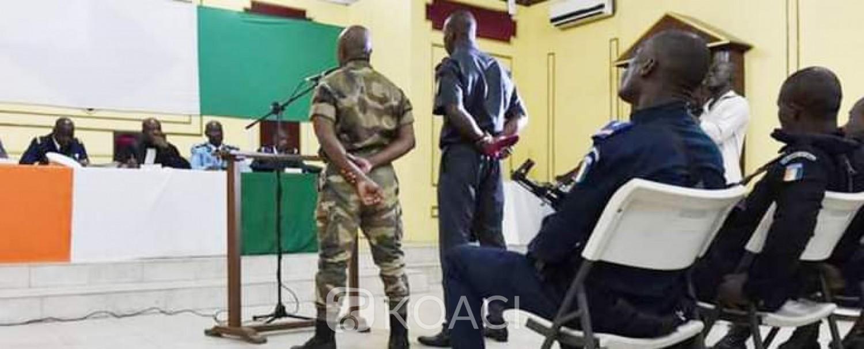 Côte d'Ivoire : Après avoir fait plusieurs victimes et recherché depuis 5 mois,  un sous-lieutenant écroué à la Mama pour escroquerie