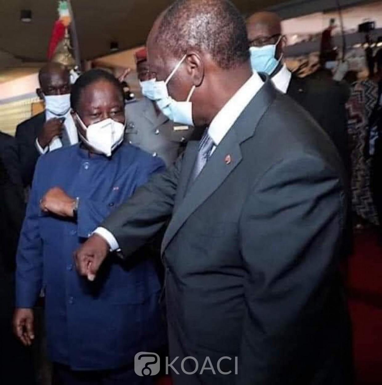 Côte d'Ivoire : A quelques heures de la fête de l'indépendance, Bédié écrit à Ouattara plaide pour la libération des prisonniers des crises sociales
