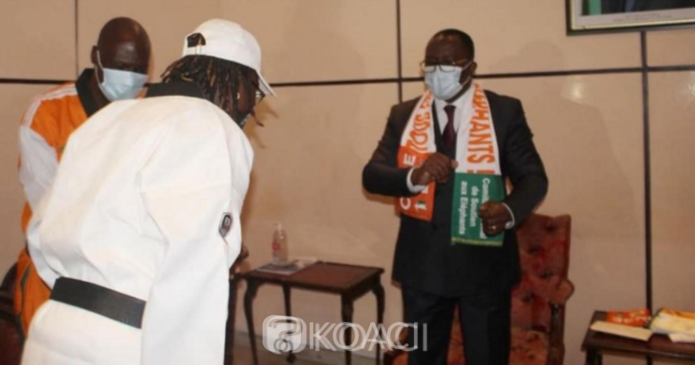 Côte d'Ivoire : Maigre moisson récoltée aux  JO de Tokyo, Danho Paulin silencieux  sur le   budget, promet une audience  à Ruth Gbagbi avec Ouattara