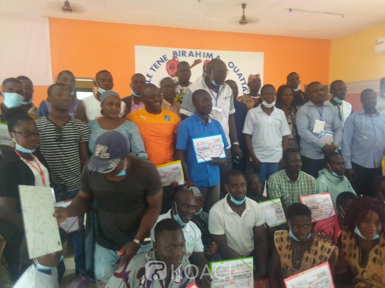 Côte d'Ivoire : Les jeunes de Ouangolo lors des états généraux de la jeunesse du Tchologo: « Nos  projets sont financés selon la tête du client...»