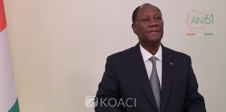 Côte d'Ivoire : Indépendance 2021, Ouattara accorde une remise gracieuse de peine à 3000 condamnés et 69 de la présidentielle de 2020