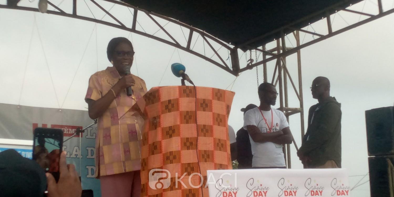 Côte d'Ivoire : Bonoua, Simone décide de ne pas affronter Gbagbo et parle de l'émancipation de la femme