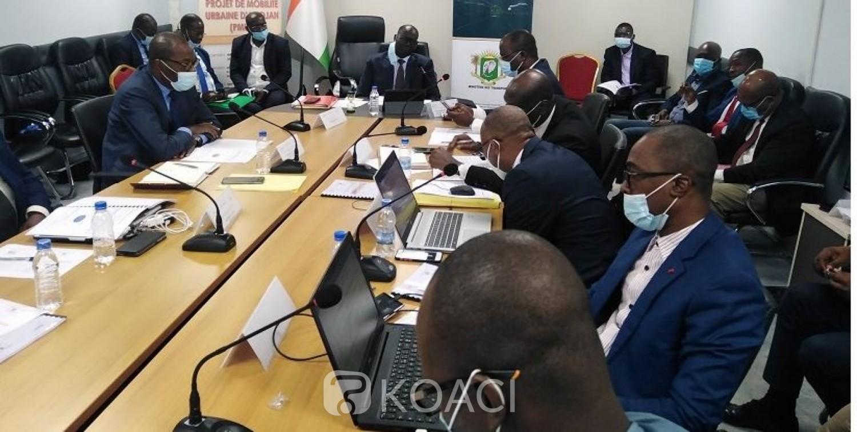 Côte d'Ivoire : Vers la mise en œuvre d'une ligne de bus à transit rapide (BRT) entre Yopougon et Bingerville
